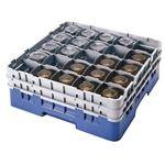 Cambro 25S318119 Glass Rack 25 compartment