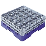 Cambro 36S434119 Glass Rack 36 compartments