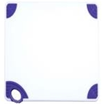 Winco CBN-1520PP Cutting Board with Hook, Purple