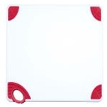 Winco CBN-1520RD Cutting Board with Hook, Red