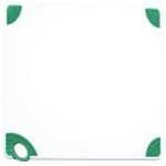 Winco CBN-1824GR Cutting Board with Hook, Green