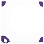 Winco CBN-1824PP Cutting Board with Hook, Purple